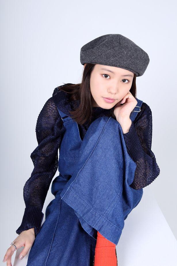 """注目女優、南沙良の連載第2回のテーマは""""かわいい女の子"""""""