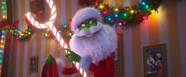 クリスマスの代名詞として知られるグリンチが、イルミネーションに仲間入り!