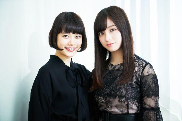"""杉咲花&橋本環奈が、お互いの演技に「感動した」と""""同士""""のような絆を見せた"""