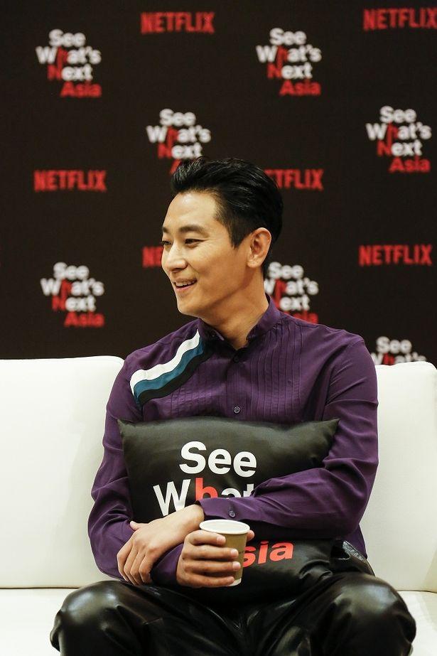チェ・ジフンが演じた皇太子イ・チャンは謎の疫病の原因究明のために危険を顧みず立ち上がる