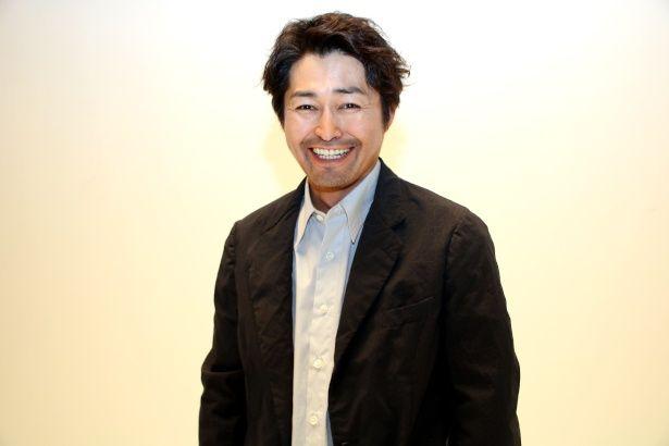 人懐っこい笑顔が最高の安田顕