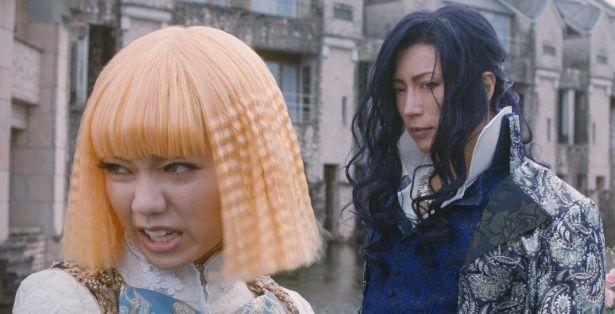 【写真を見る】GACKT&二階堂ふみ『翔んで埼玉』は先週を上回る好成績を記録!