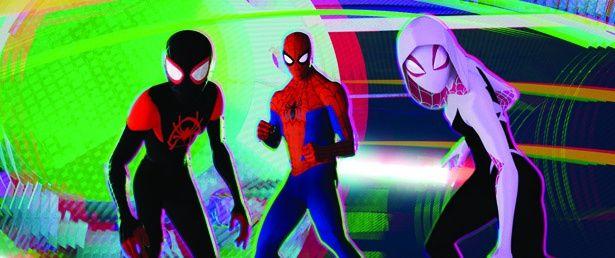 スパイダー・グウェンをはじめ複数のスパイダーマンが登場する!