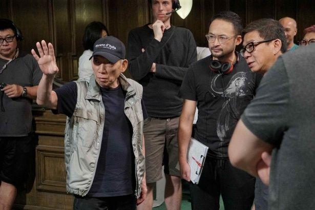 監督はカンフーを知り尽くしたユエン・ウーピン