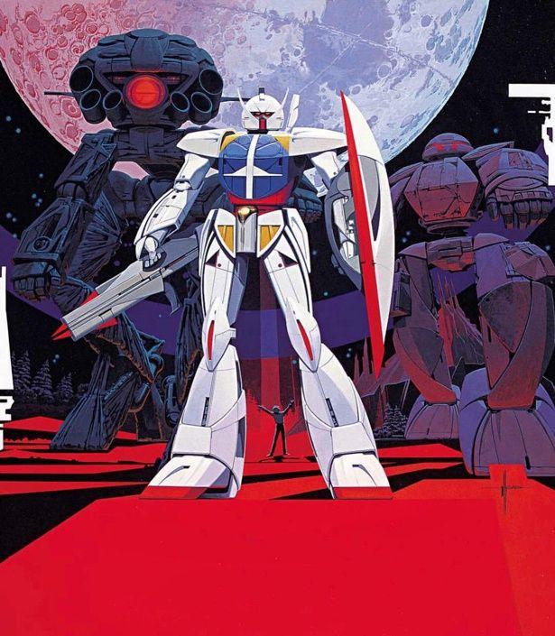 「∀ガンダム」などシド・ミードが手掛けた貴重なアートワークが集結!