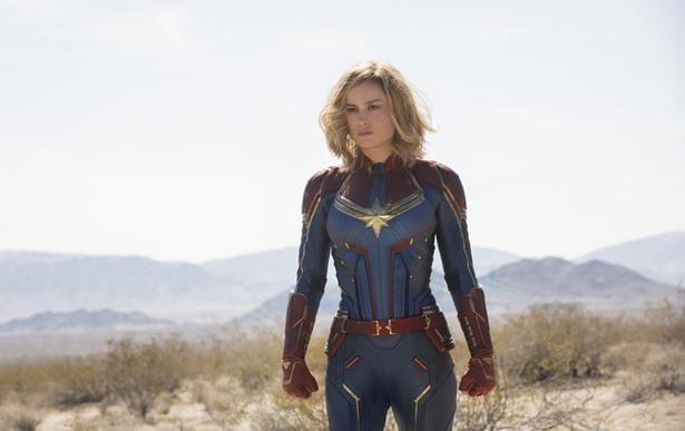 ヒーロー映画史上トップ10の世界興収を記録している『キャプテン・マーベル』