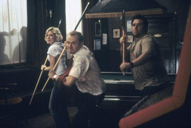 クイーンの「DON'T STOP ME NOW」ほか、気の利いた音楽の使い方も、さすがエドガー・ライト!