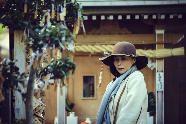 第5話「板橋区の女」の主演を務めた中山美穂