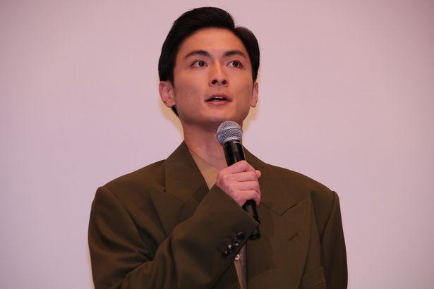 主人公・清川多十郎役の高良健吾