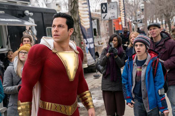 DC最新作『シャザム!』が全米を席捲中!