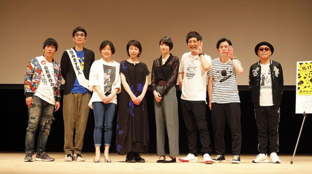 廣木隆一が監督、脚本を務めた青春短編映画『海まで何マイル』