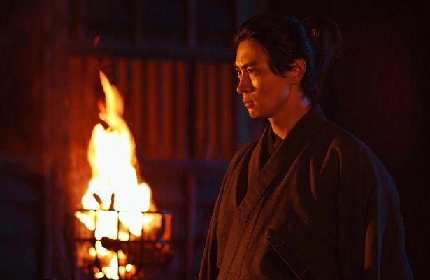『武蔵-むさし-』では孤高の浪人・武蔵を演じる細田善彦