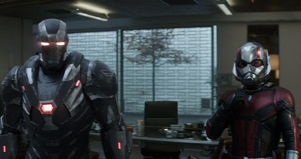前作不在のアントマンがアベンジャーズに合流。そのいきさつが気になる!