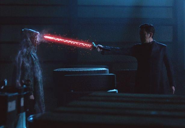 ムチにも変形する凄すぎる剣で、怨霊を成敗!