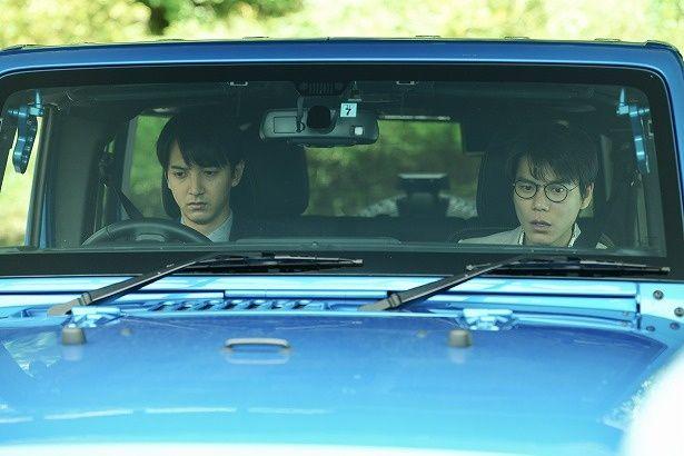 宗方秀一(中山麻聖)は、親友の森田輝(石田法嗣)を車に乗せた車で轢き逃げ事故を起こす