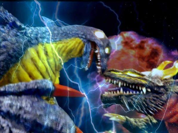 『深海獣レイゴー』『深海獣雷牙』に続く「深海獣」シリーズの第3弾