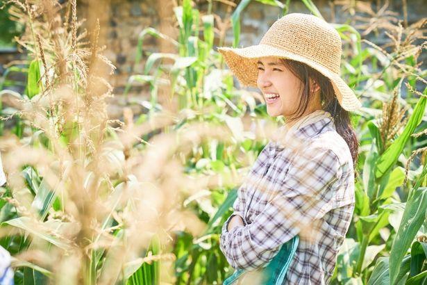 注目の韓流女優キム・テリの透明感がすごい!