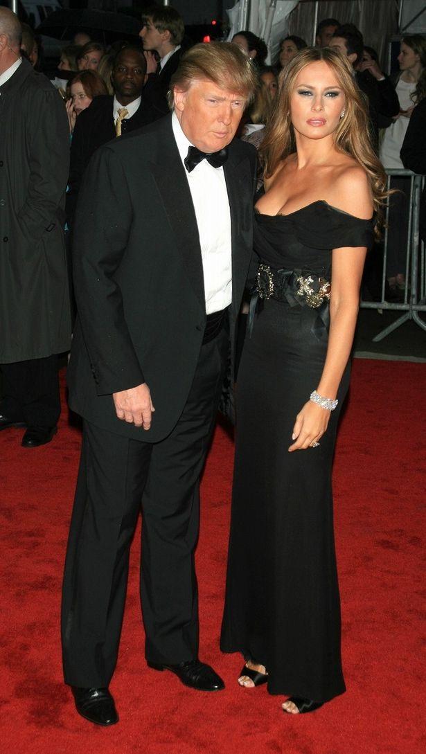 2009年のメットガラにはトランプ現大統領とメラニア夫人の姿も!