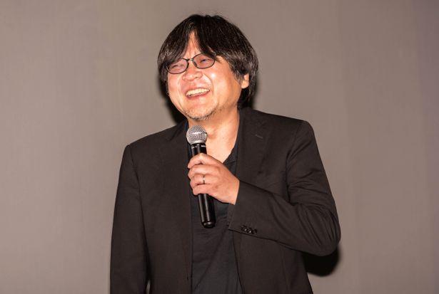 細田守監督が「トンコハウス映画祭」のスペシャルトークイベントに登場!