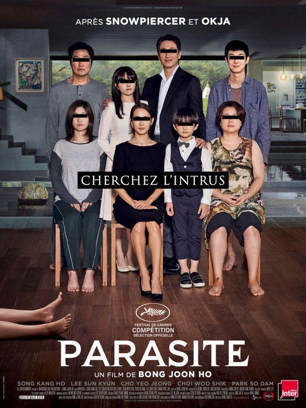 ポン・ジュノ監督の『Parasite(英題)』が今年のパルムドールに!