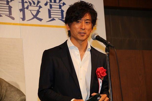 奨励賞に『劇場版 コード・ブルー -ドクターヘリ緊急救命-』のプロデューサー・増本淳