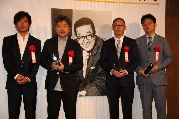 新人賞には『カメラを止めるな!』の上田慎一郎監督が選出された