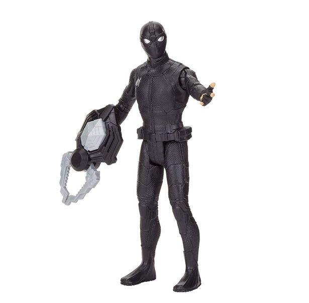 【写真を見る】黒ずくめのスパイダーマン?
