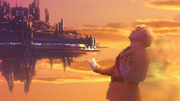 舞台っぽさとVFXが融合した新感覚の映像がぶっ飛んでる!