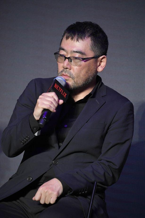 『百円の恋』(14)の武正晴が、「全裸監督」の総監督を務めた