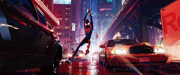 『スパイダーマン:スパイダーバース』のマイルスには体を透明化する能力もあった