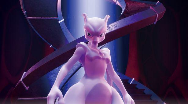「ポケモン」映画シリーズ1作目をフル3DCGで描いた『ミュウツーの逆襲 EVOLUTION』