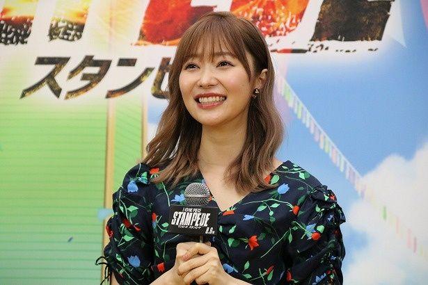 歌姫アン役の声優を務める指原莉乃
