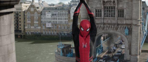 大ヒット中『スパイダーマン:ファー・フロム・ホーム』では新スーツで活躍