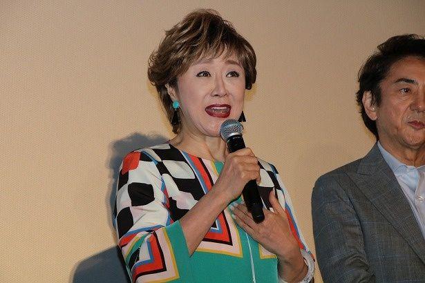 ボイジャー役の声優と主題歌を歌った小林幸子