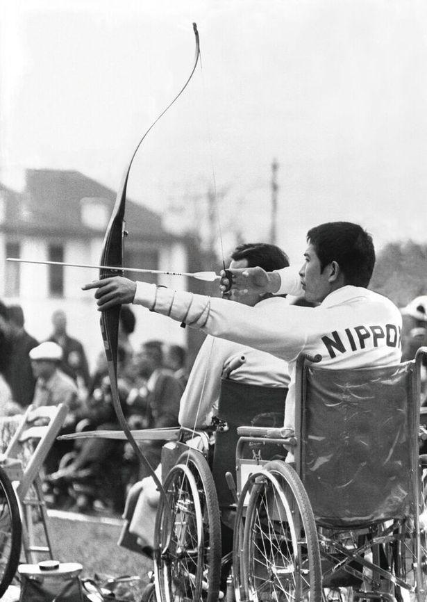 日本の選手たちの抱える背景や、当時の障がい者スポーツを取り巻く環境が映しだされていく