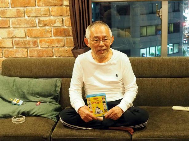 鈴木プロデューサーは90分にわたって、貴重なエピソードの数々を披露してくれた