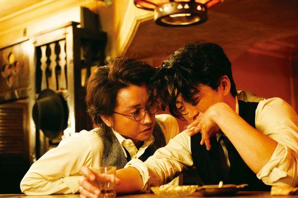 藤原竜也は無頼派を代表する作家で太宰の友人、坂口安吾を演じる!