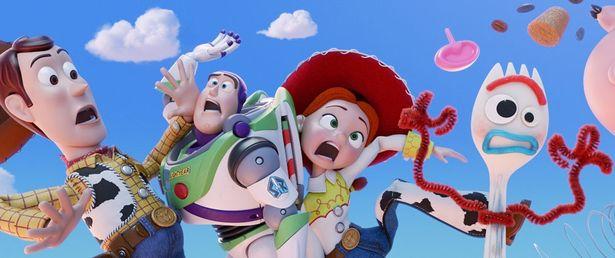 公開から11日で興収40億円を突破するなど、ディズニー/ピクサー アニメーション作品として史上最速記録を打ち立てた『トイ・ストーリー4』