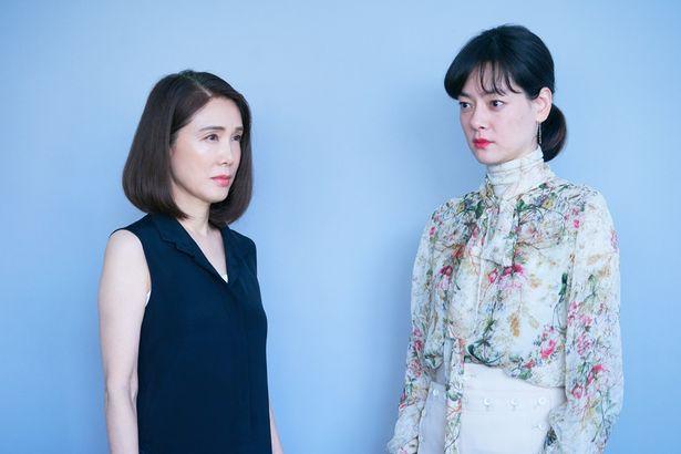 【写真を見る】8月開催のロカルノ国際映画祭への出品も決まった『よこがお』で共演した筒井真理子と市川実日子