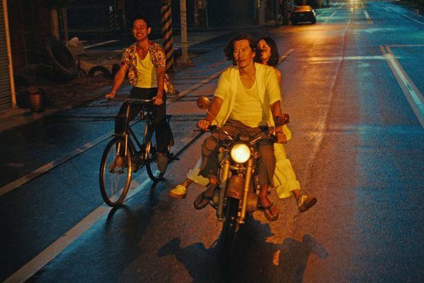 路面のウェット感など、さりげないところから台湾の熱帯な気候を感じることができる