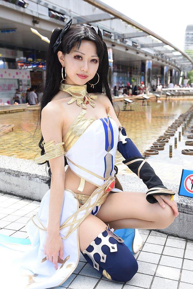 【写真を見る】「Fate/Grand Order」のイシュタル(はのんさん)をはじめ、魅力的なコスプレイヤーがずらり!<写真20点>