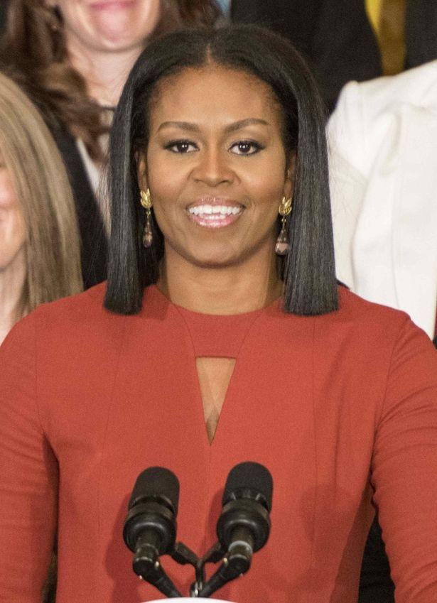 アフリカ系アメリカ人初のファーストレディとなったミシェル・オバマ