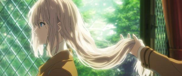 【写真を見る】息を呑むほど美しい映像と繊細な心理描写…京アニの渾身作を見逃すな!
