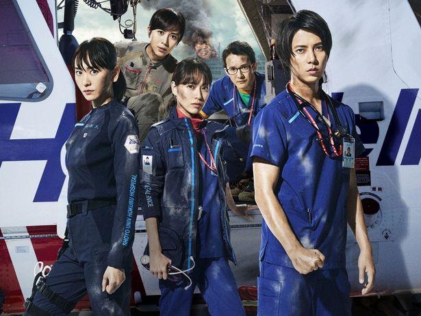 『劇場版 コード・ブルー -ドクターヘリ緊急救命-』がAmazon Prime Videoに登場!