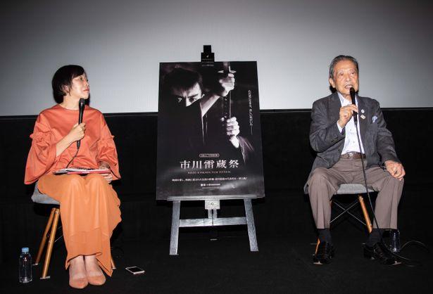 【写真を見る】日本映画全盛期の知られざるエピソードの数々が明らかに!雅子夫人からファンへ向けた伝言も