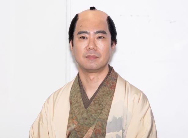 角川映画初参加の喜びを語った藤井隆