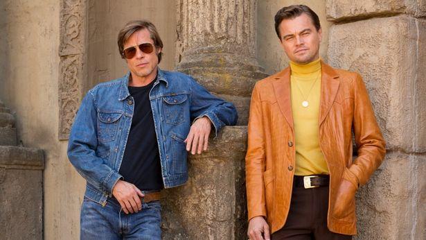 レオナルド・ディカプリオとブラッド・ピットが初共演している『ワンス・アポン・ア・タイム・イン・ハリウッド』は6位スタート