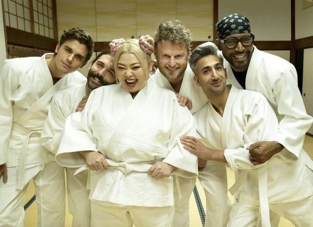 ファブ5と世界的な活躍を見せる渡辺直美が日本の文化を全身で体験する!