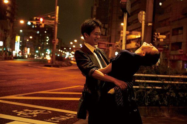 宮本の恋人である靖子を蒼井は演じている