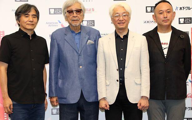 第32回東京国際映画祭のラインナップ発表記者会見が開催!